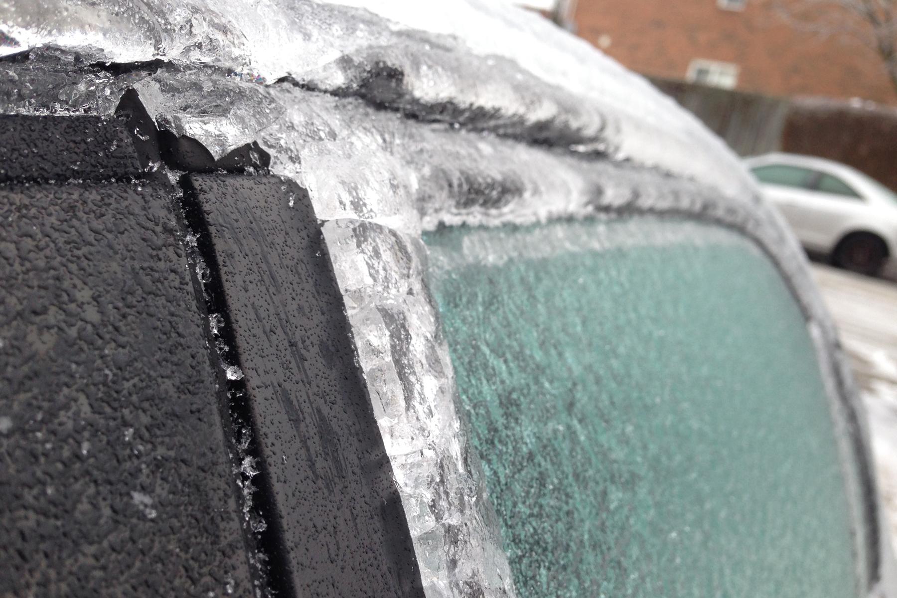 Freezing rain warning issued for Toronto, setting stage ...  Freezing rain w...