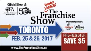 Canadian Franchise Show @ Toronto Congress Centre | Toronto | Ontario | Canada