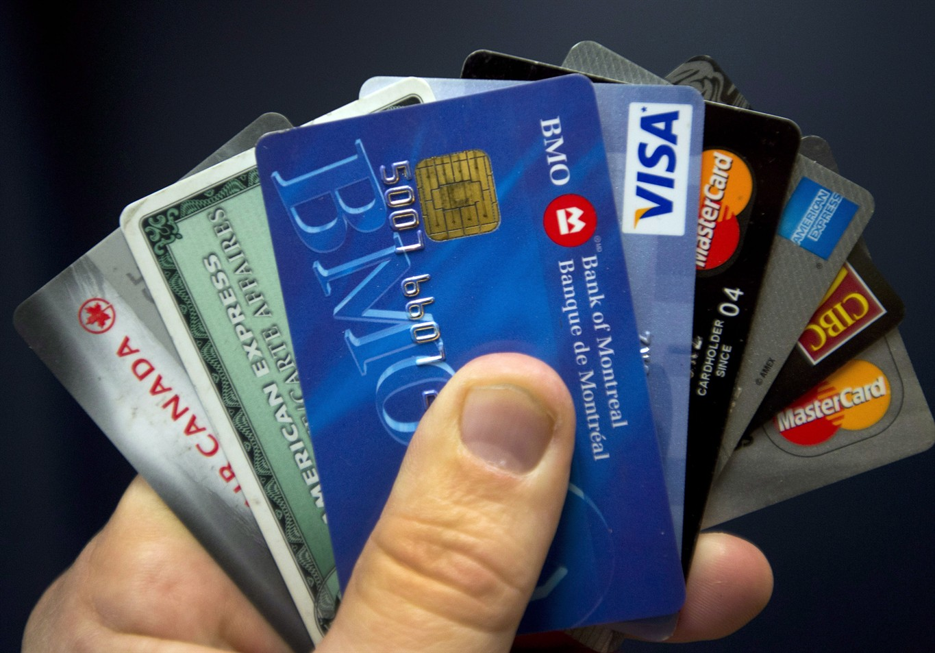 3 Toronto men charged in credit card fraud near Belleville - 680 NEWS