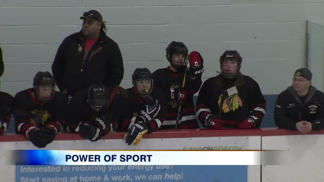 Video Little Native Hockey League Holds Annual Tournament In