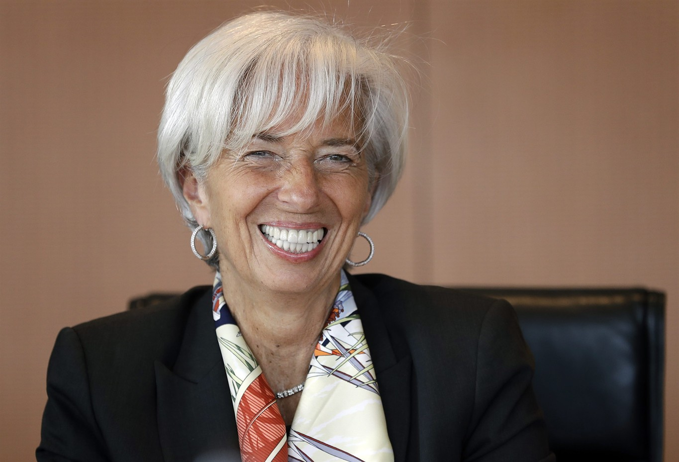 IMF leader Lagarde warns against trade protectionism