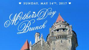 Annual Casa Loma Mother's Day Brunch @ Casa Loma | Toronto | Ontario | Canada