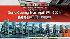 Grand Opening of Improve Canada @ Improve Canada | Vaughan | Ontario | Canada