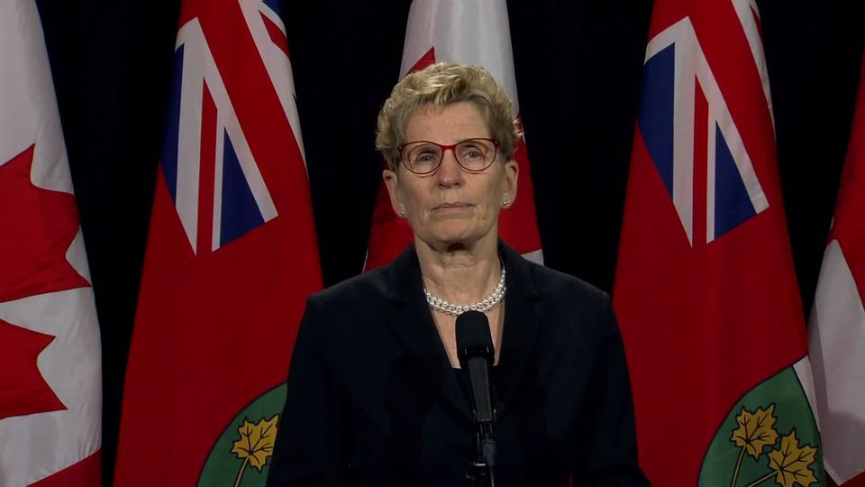 Video: Wynne says argument against rent control doesn't hold water with her - Video - 680 NEWS