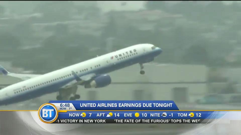 United Airlines reveals policy changes, earnings due ...