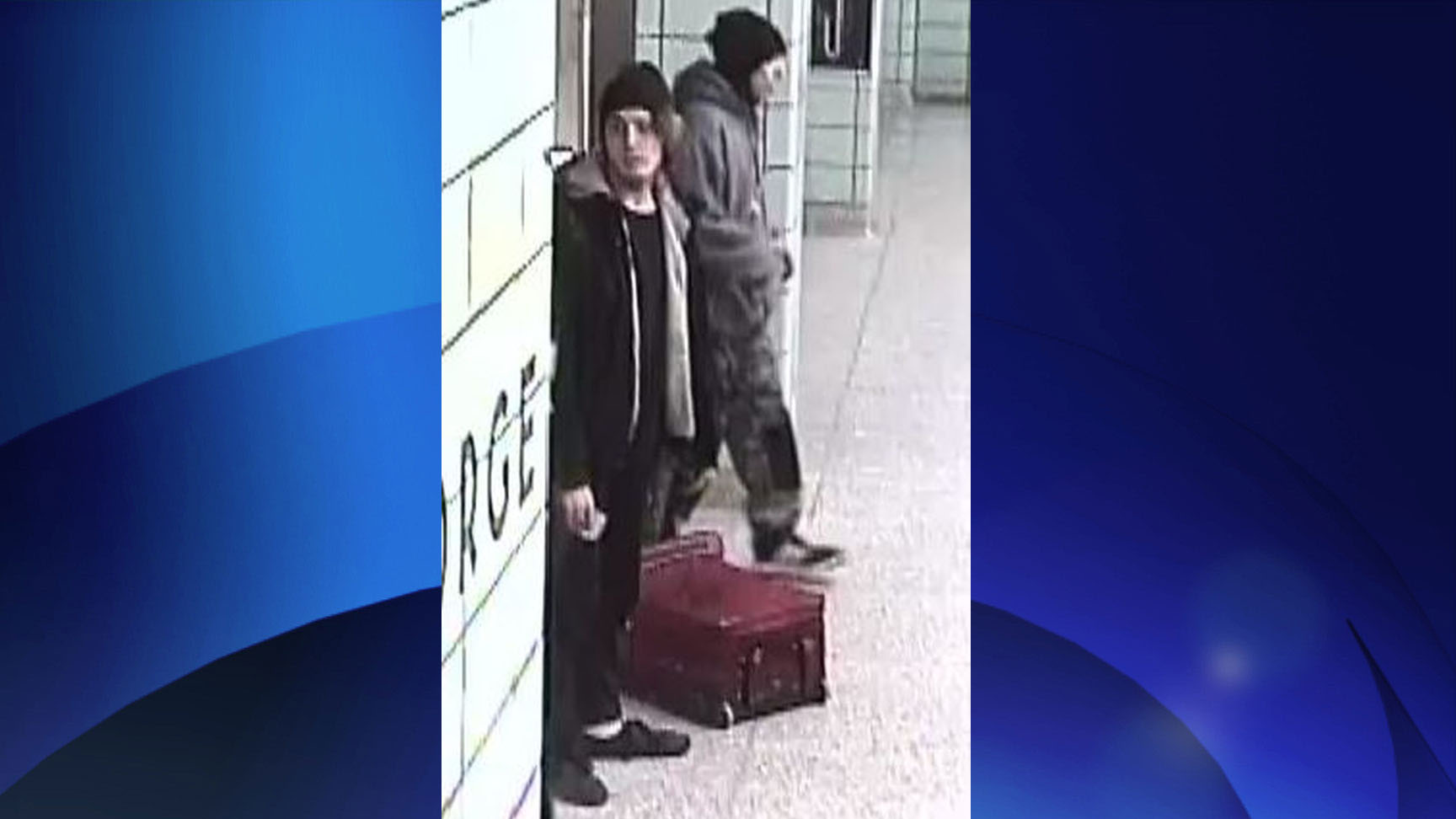 Police release photos of suspects wanted in stink bomb blast on TTC