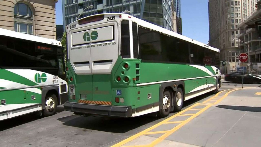 GO bus driver charged with impaired driving
