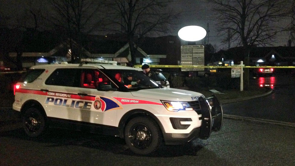 York Police investigating fatal shooting in Vaughan
