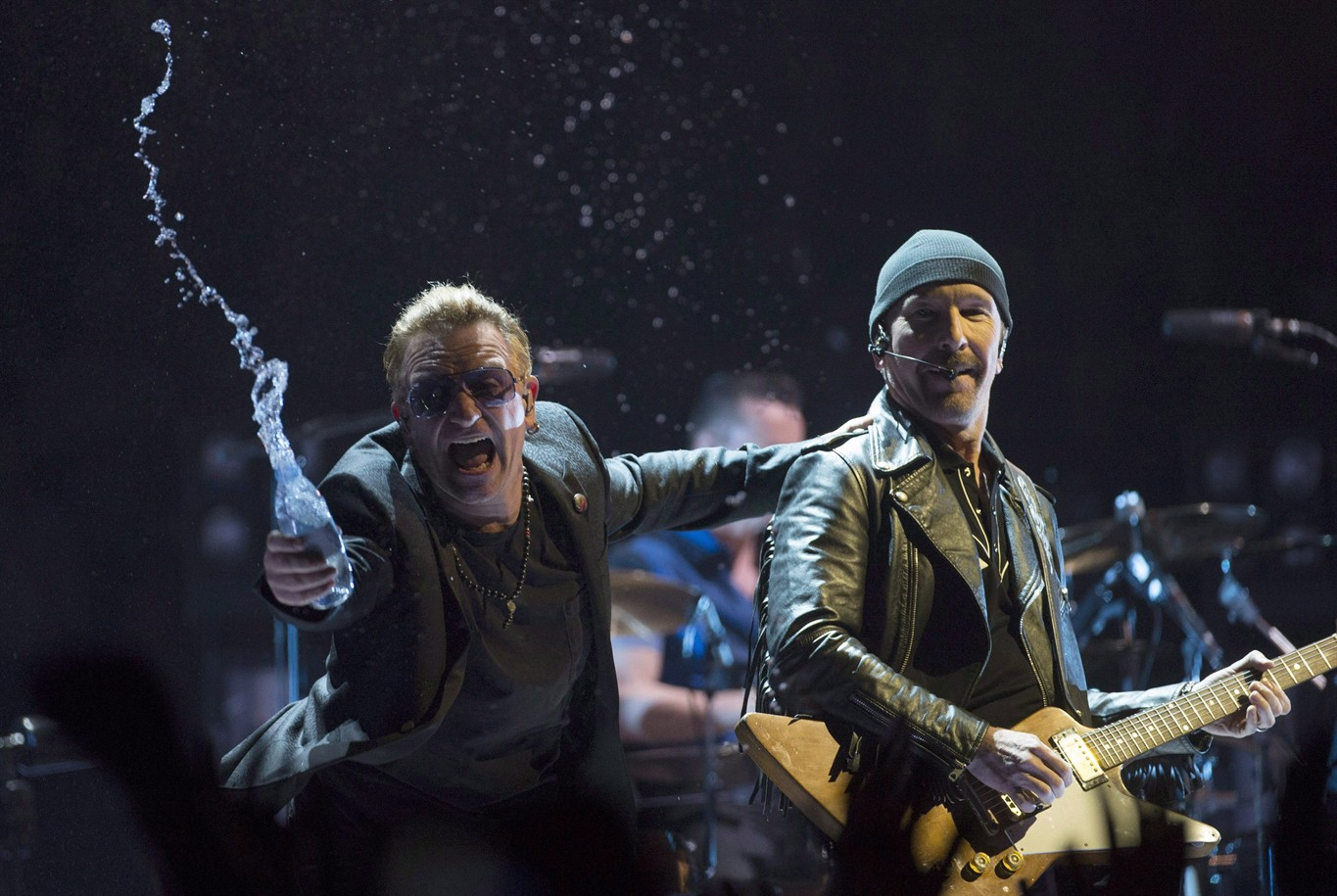 U2 Joshua Tree tour kicks off in Canada