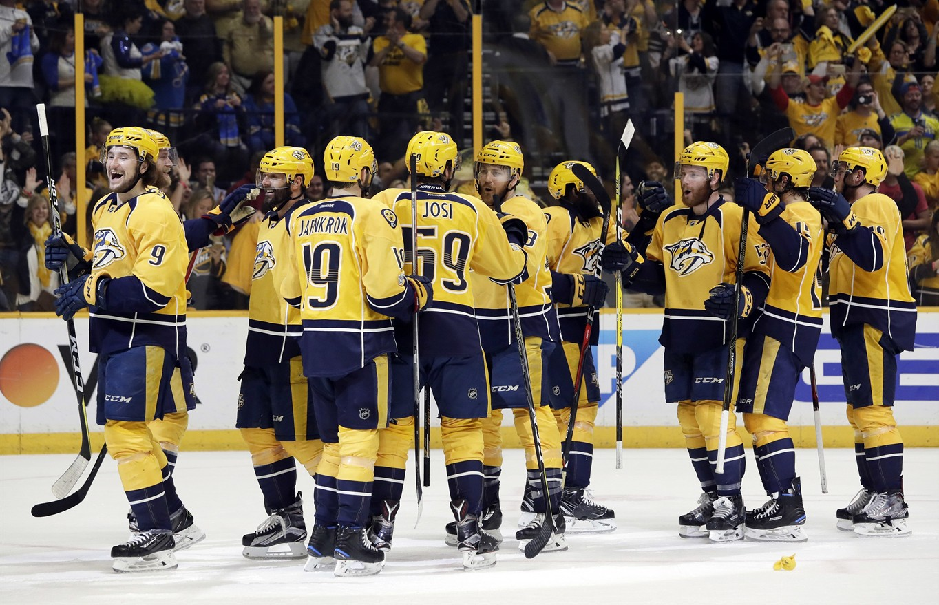 Ducks' reward for Game 7 win is date with Rinne and Preds