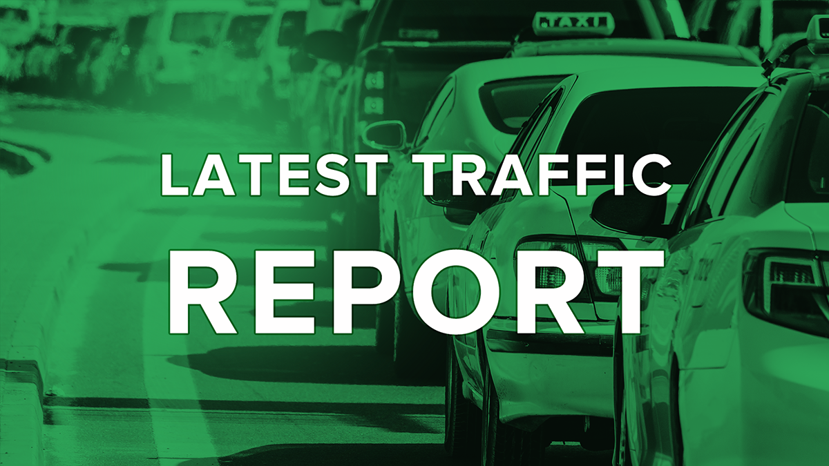 Latest Traffic Report Archives - 680 NEWS