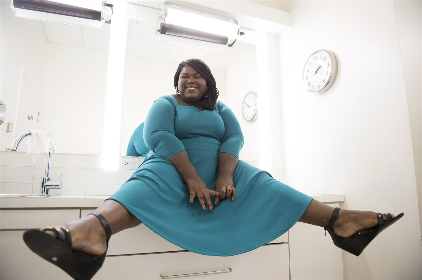 Gabourey Sidibe Discusses Weight Loss Journey In Memoir This Is