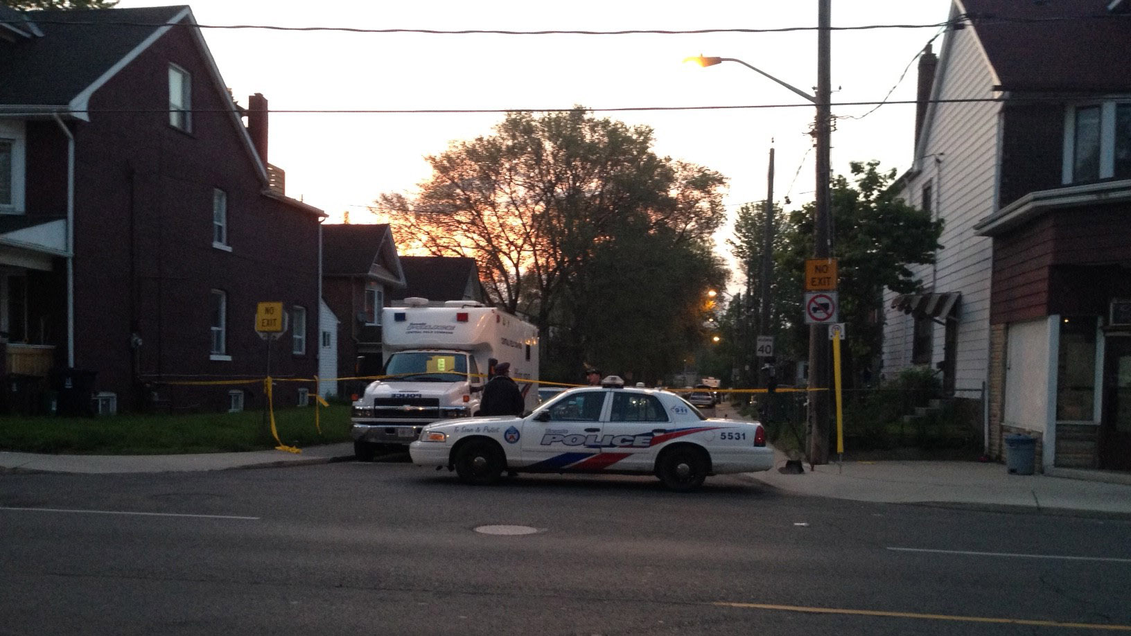 Man, woman dead in Danforth area shooting