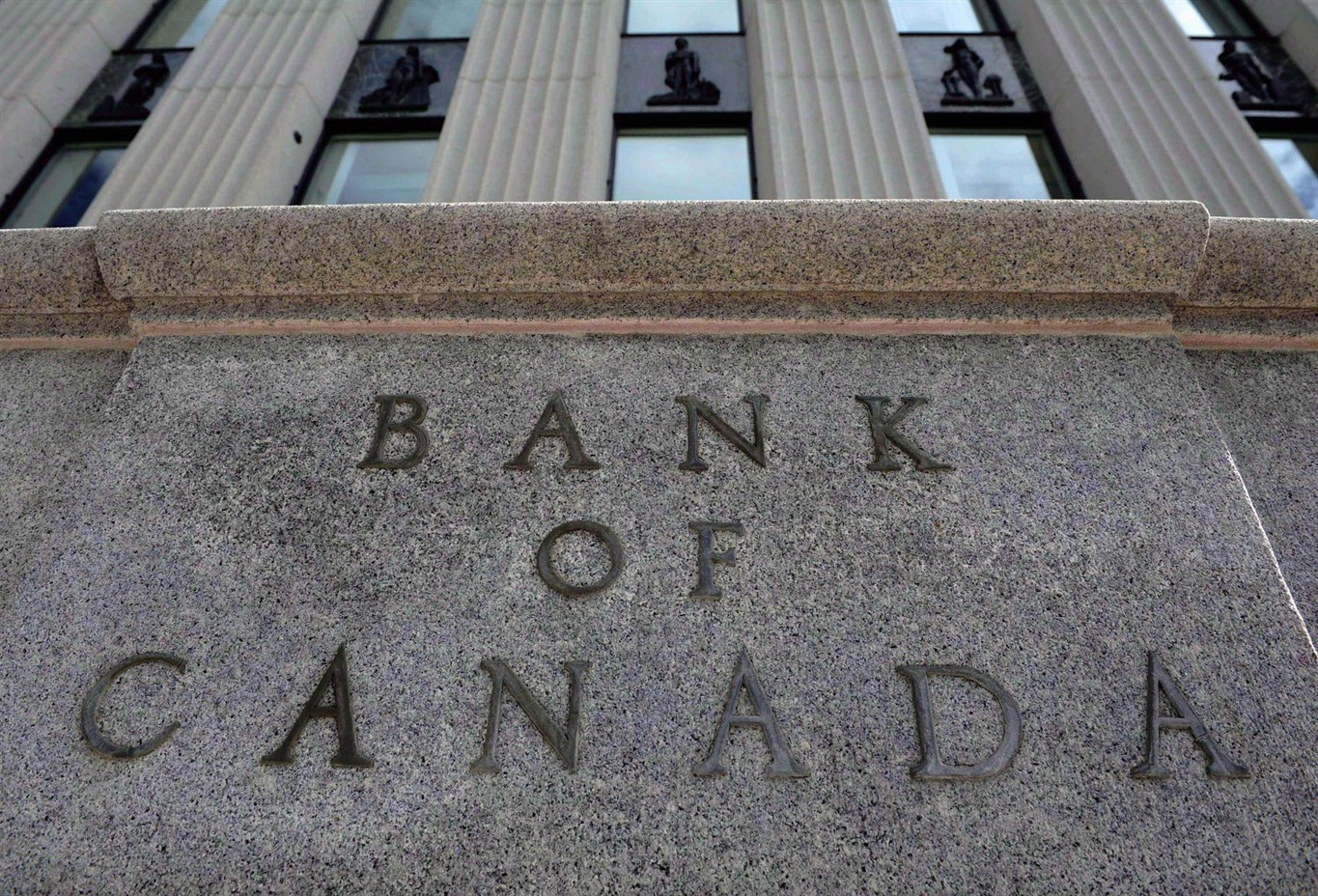 Bank of Canada holds key interest rate at 0.5 per cent