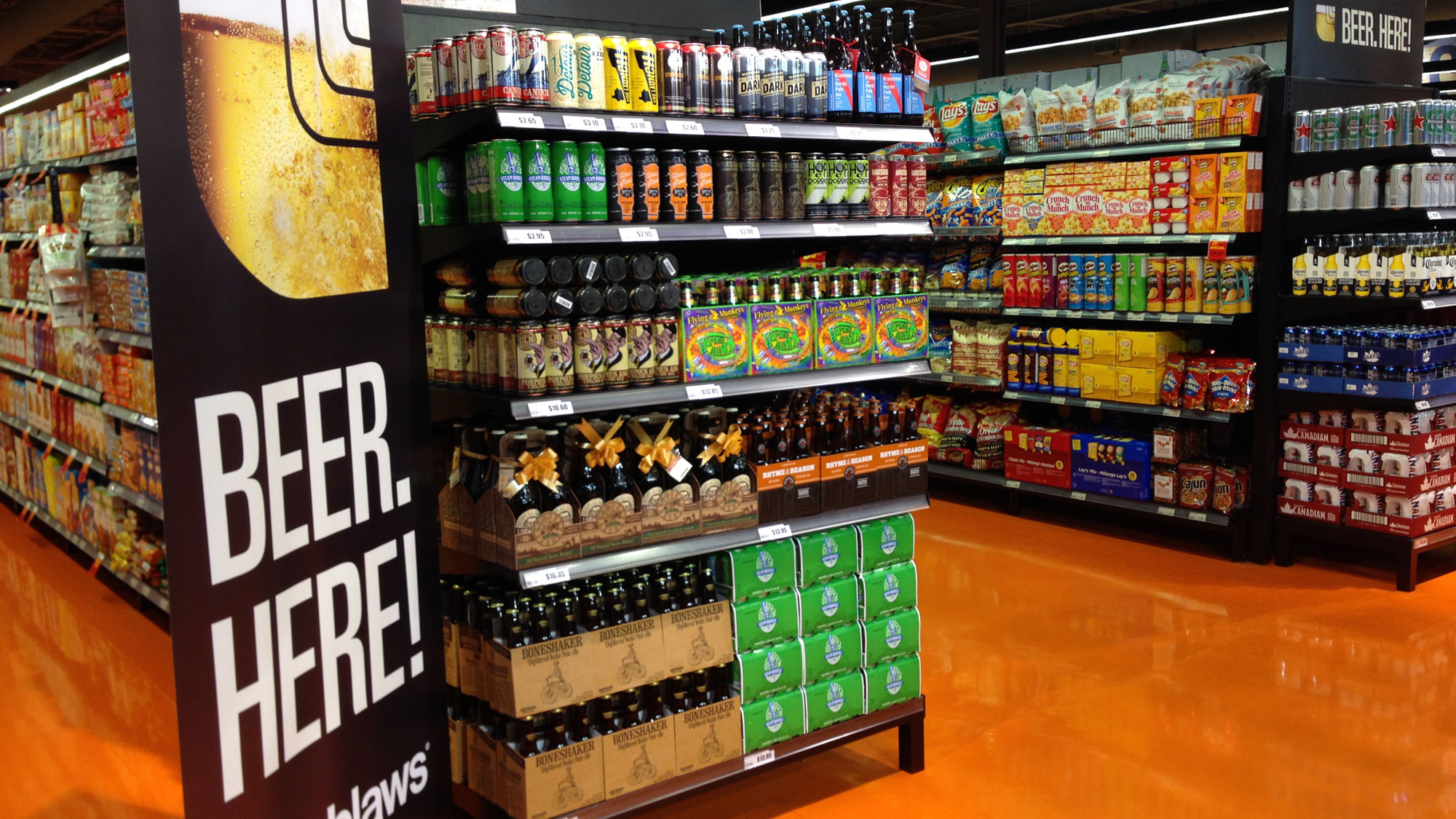 Loblaws in London approved to sell beer and cider