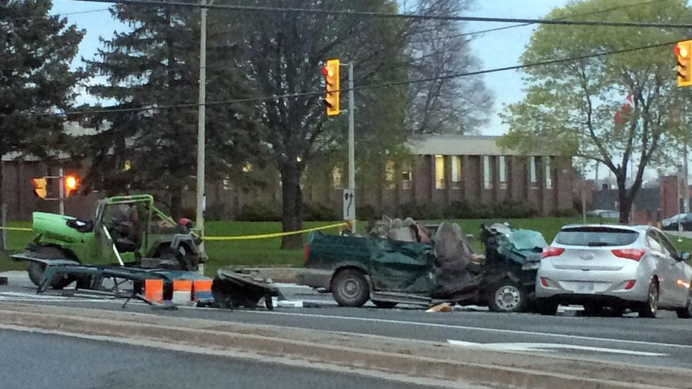 Markham Car Accident