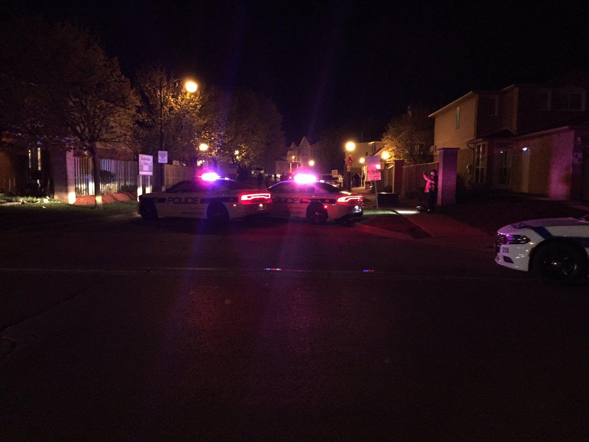 Man killed in Brampton double shooting