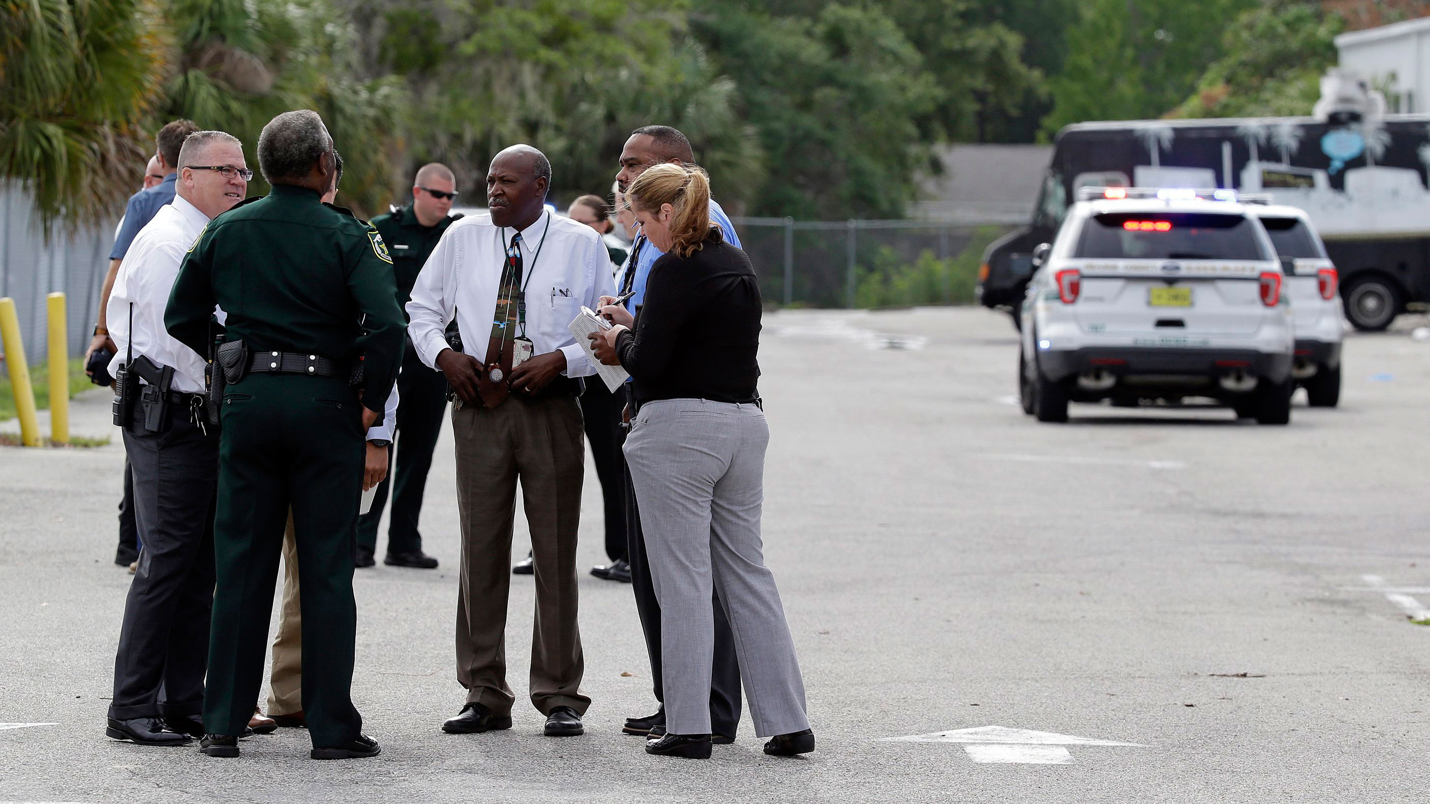 Multiple fatalities in Florida workplace shooting - sheriff