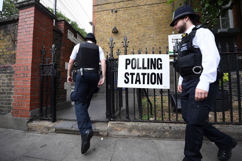 Theresa May's exit poll surprise hits British market hard