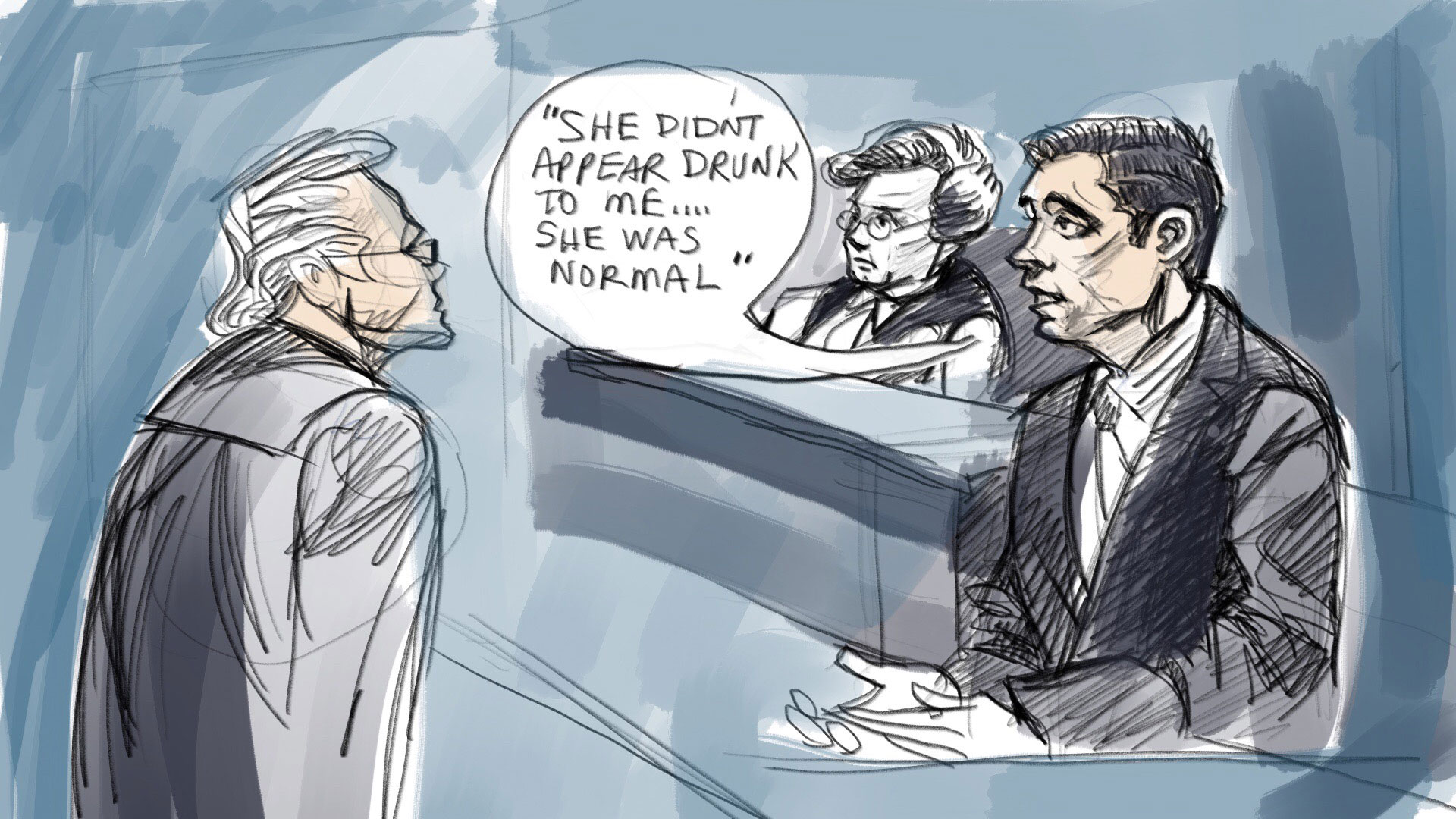 Toronto police officer accused of sexual assault testifies complainant gave her consent