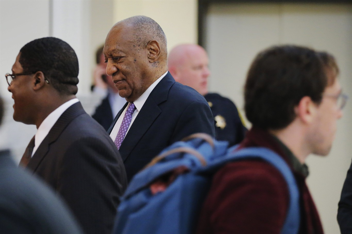 Cosby told mother of his 'victim' he was sorry