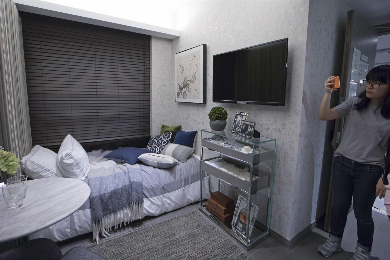 Hong Kongs Mini Apartments Boom As Property Prices Soar