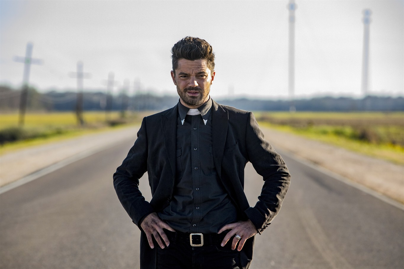 Go Behind the Scenes of Preacher: Season 2