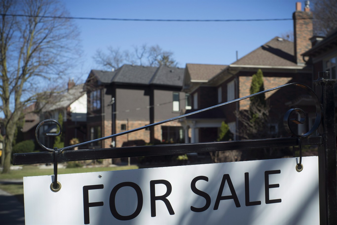 Greater Toronto Area home sales plummet after foreign buyers' tax
