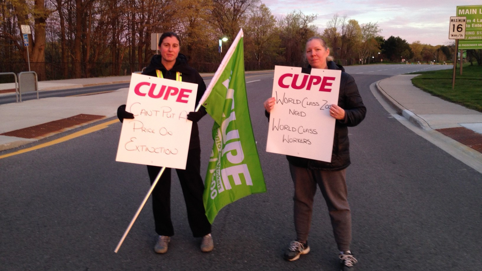 Toronto Zoo reaches tentative agreement with workers' union