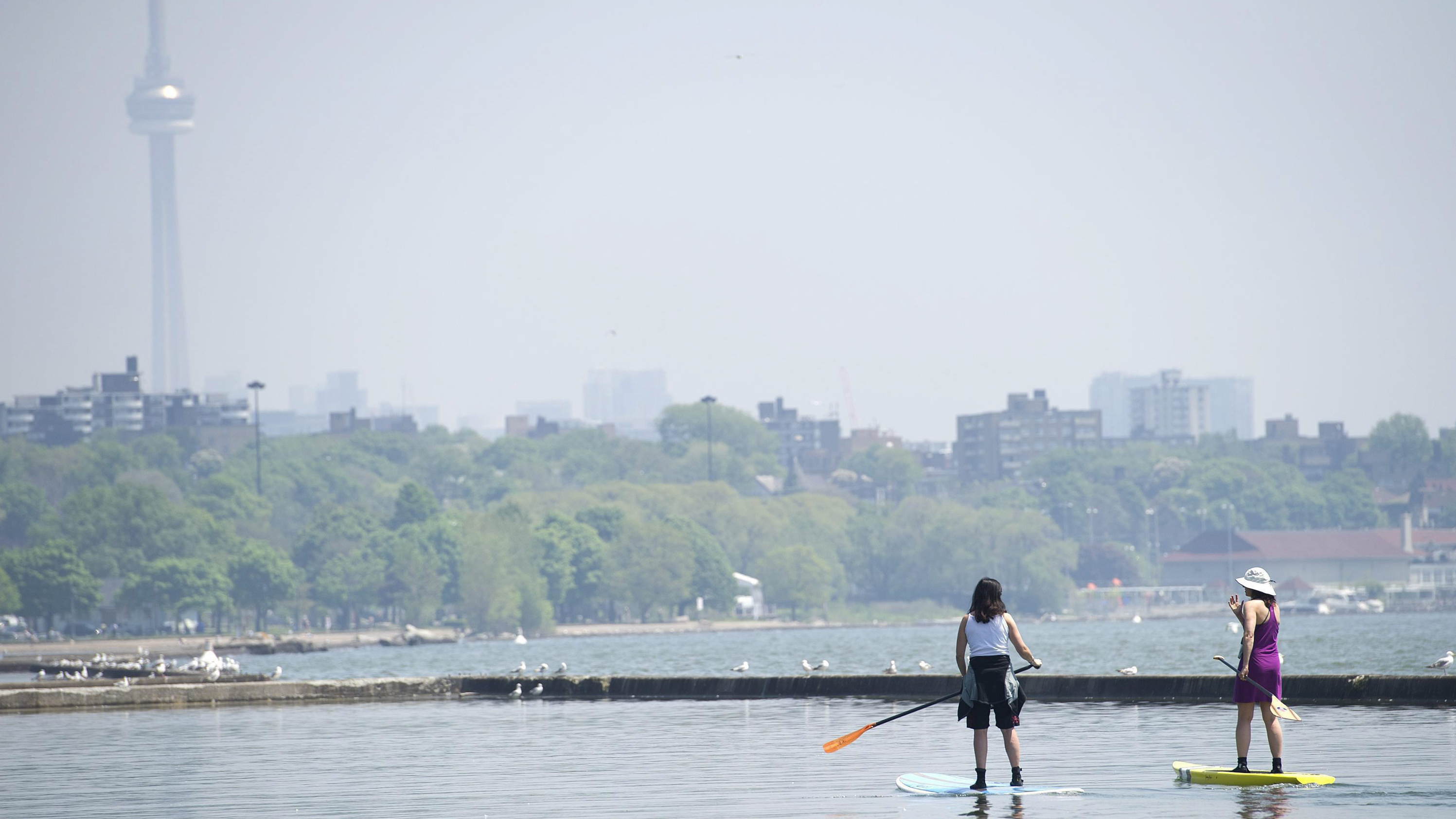 Environment Canada issues heat warning starting Sunday