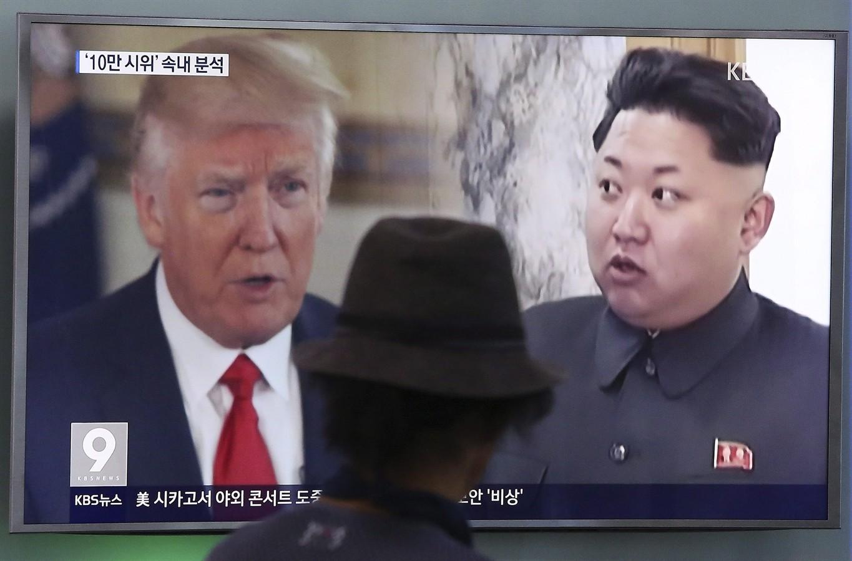 German politician slams Trump's North Korea rhetoric as unsafe