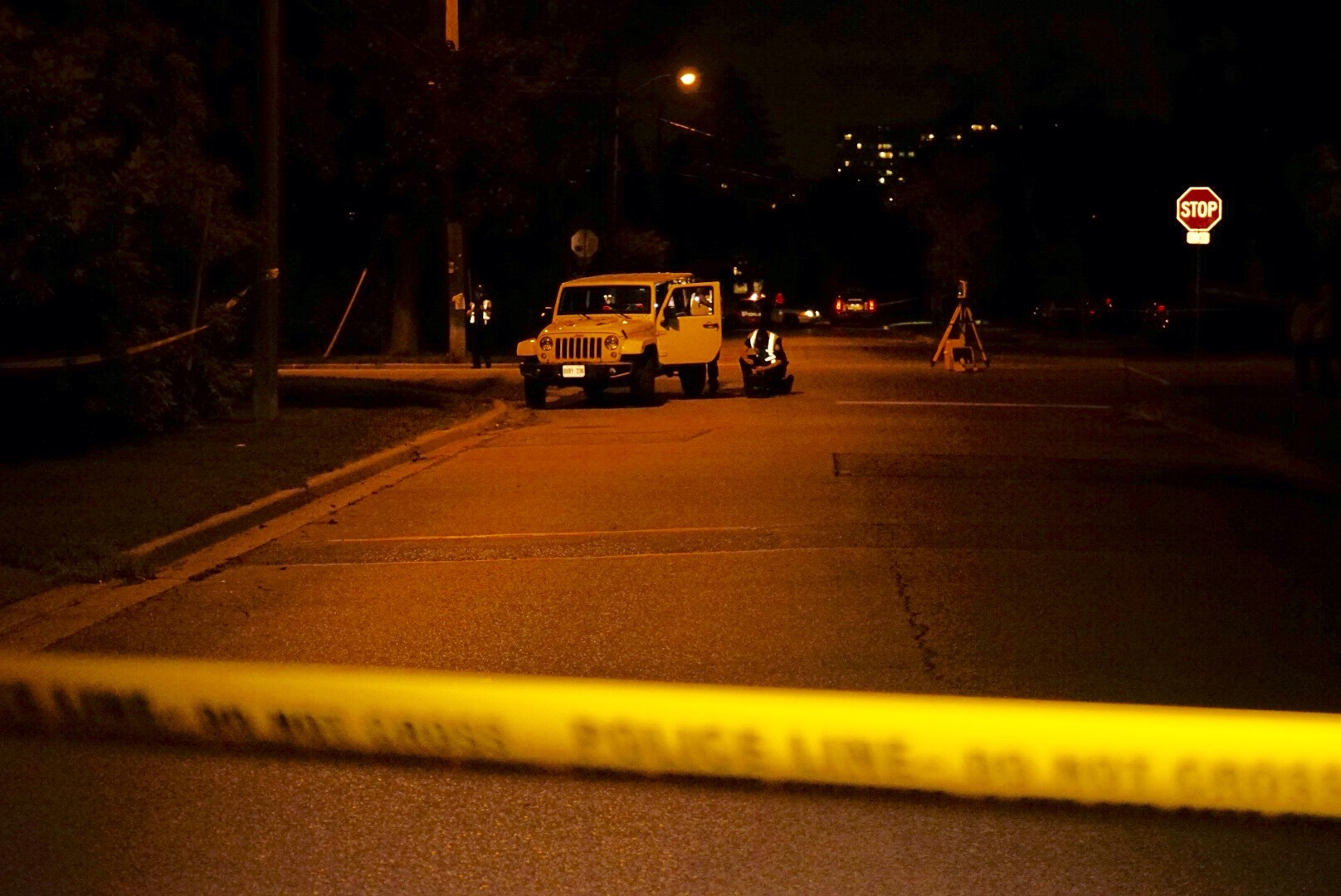 Woman, 73, struck and killed by car in North York