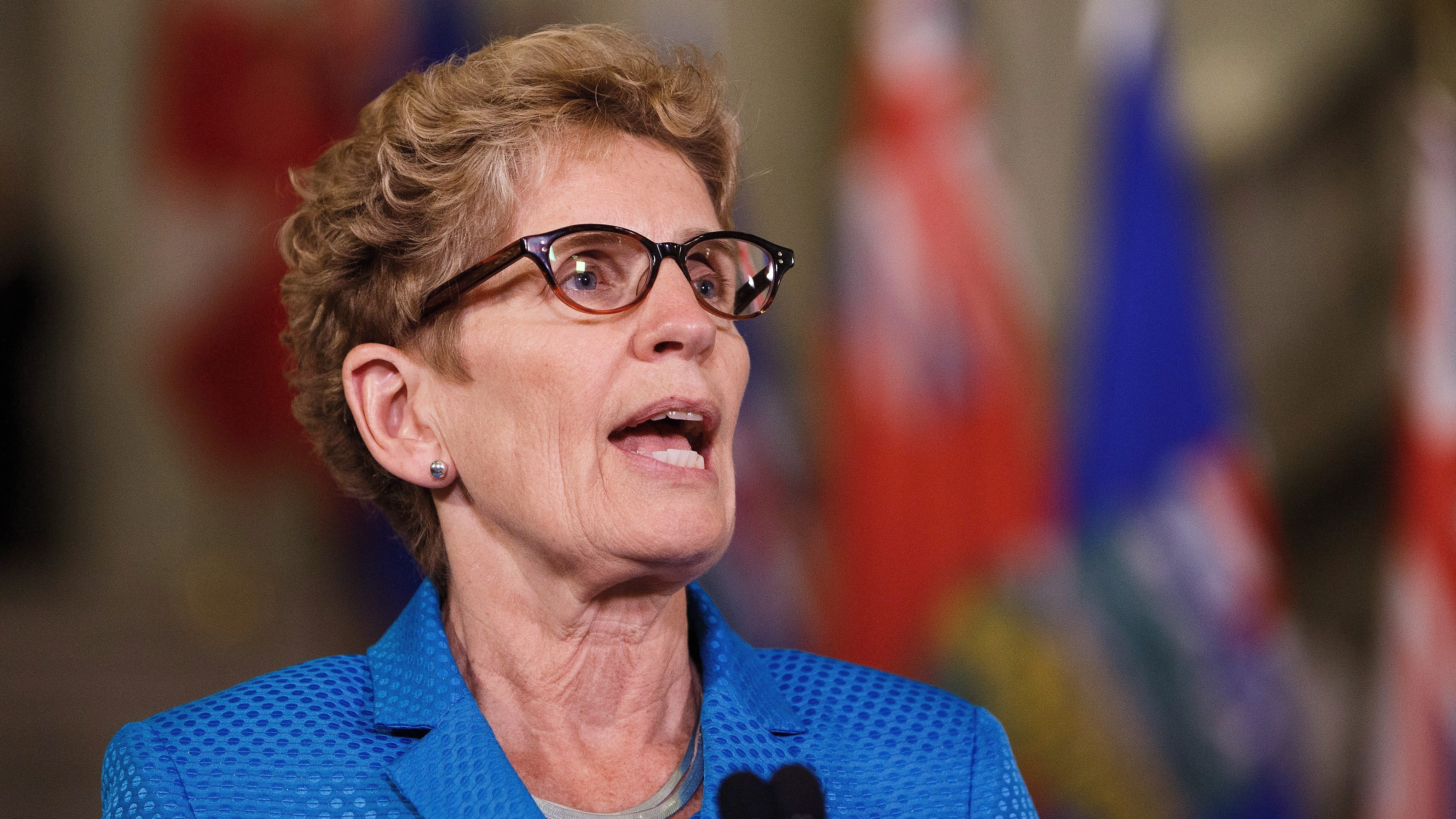 Ontario Premier Kathleen Wynne to testify in byelection bribery case