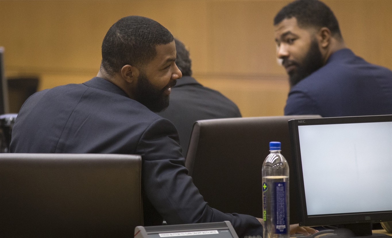 National Basketball Association players Marcus and Markieff Morris acquitted of assault