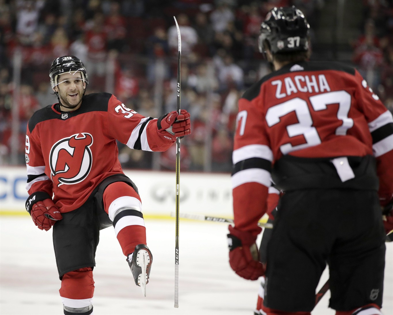 huge selection of 81278 d4a9a Stafford, Bratt score in shootout as Devils top Senators 5-4