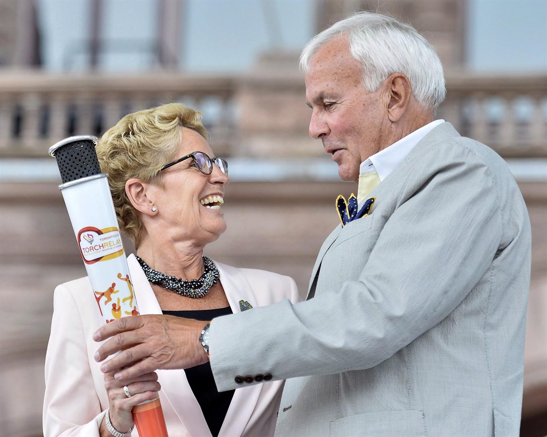 Sexual harassment lawsuit against former Ontario premier David Peterson dismissed