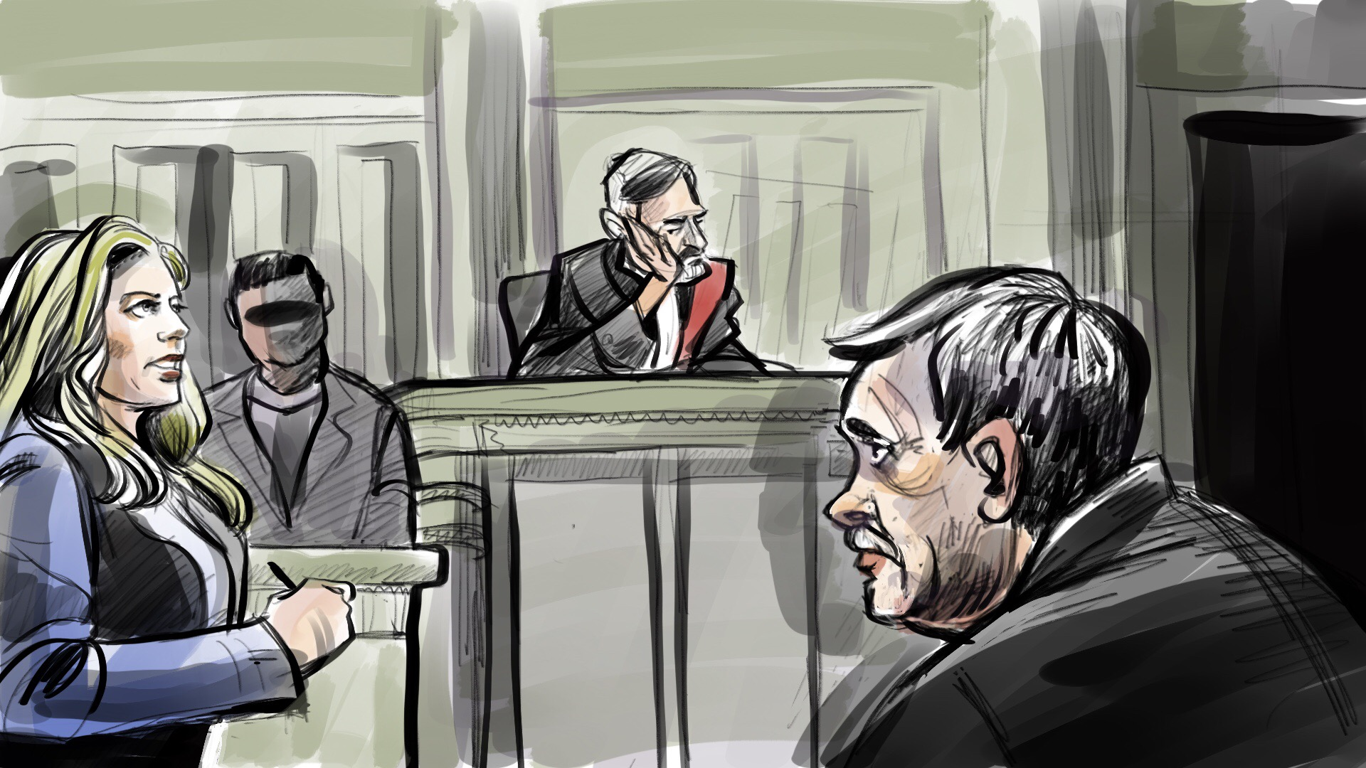 Three men ordered to stand trial in alleged gang rape of 9
