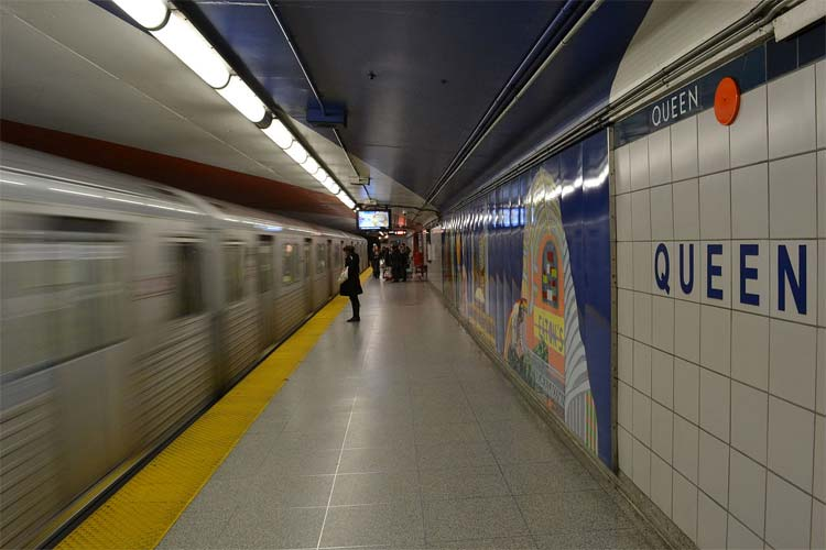 TTC Alerts Wikipedia: Excessive Transit Noise Puts Commuters' Health At Risk
