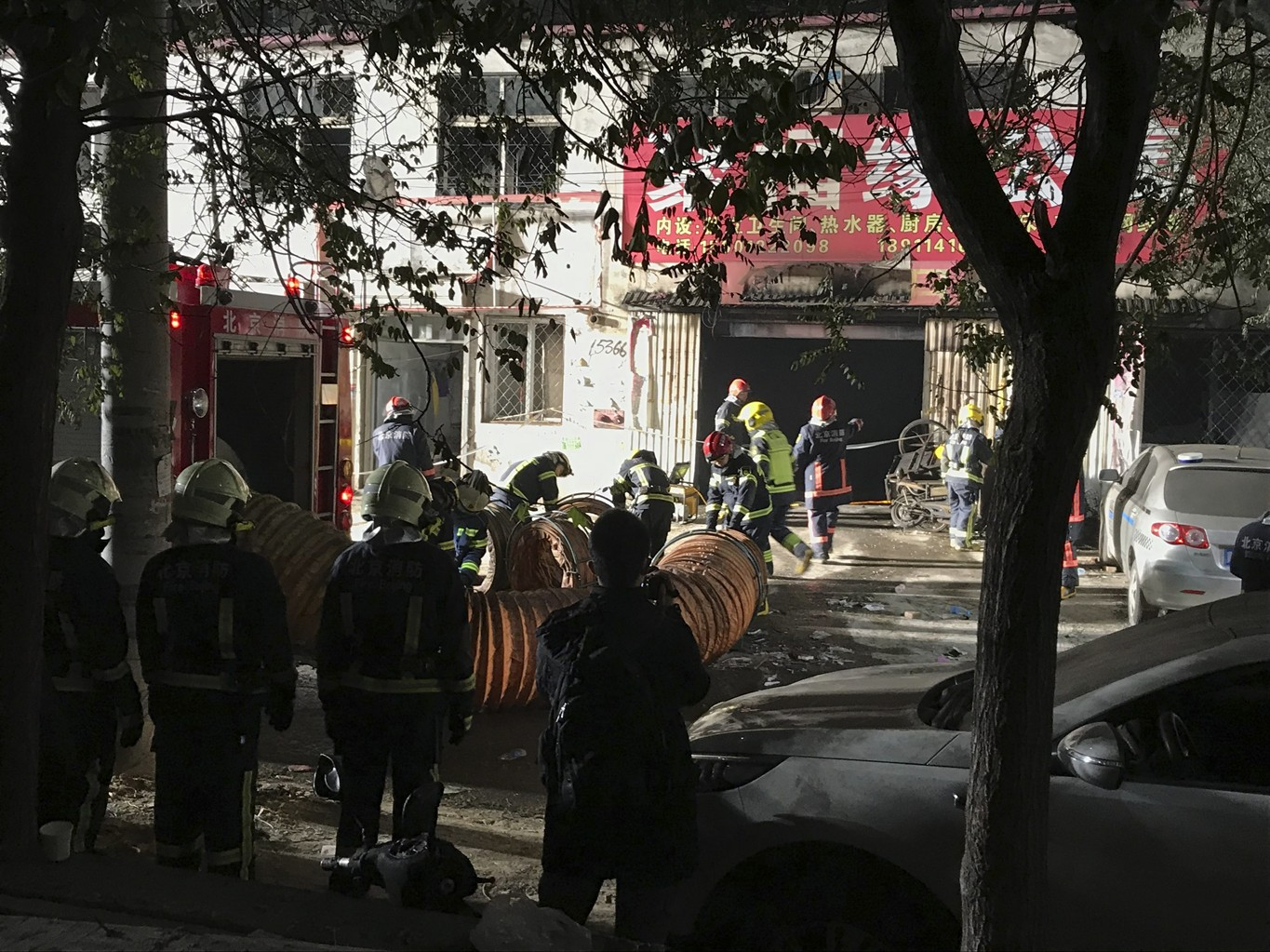 19 killed, 8 injured in Beijing house fire