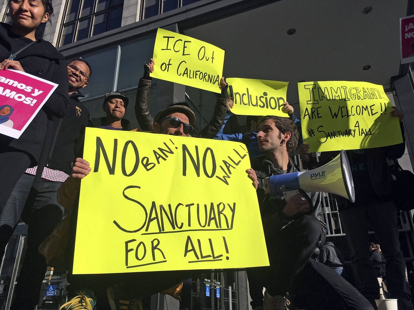 Local mayors herald court decision to block sanctuary cities order