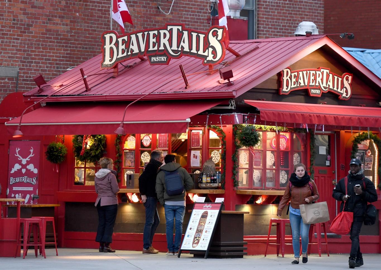 things to eat in ottawa beavertails