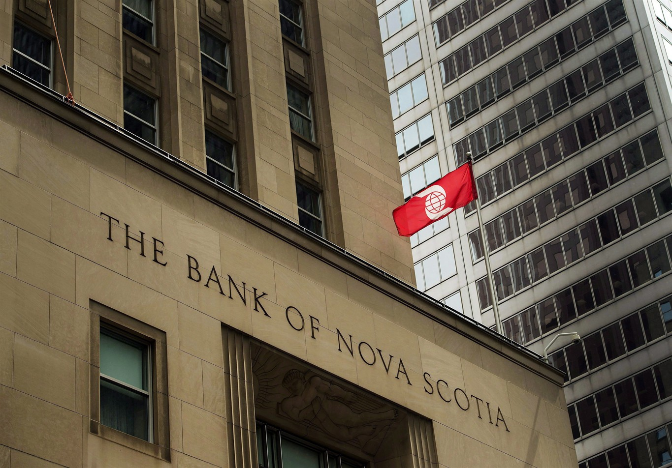 Scotiabank Q4 profit up, submits $2.9 billion offer for Chilean bank