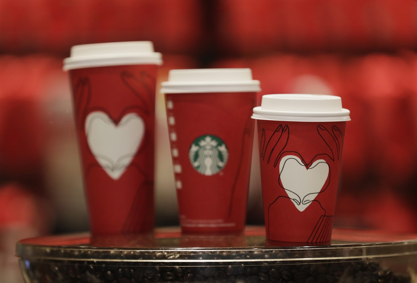 Starbucks Just Released A Second Holiday Cup