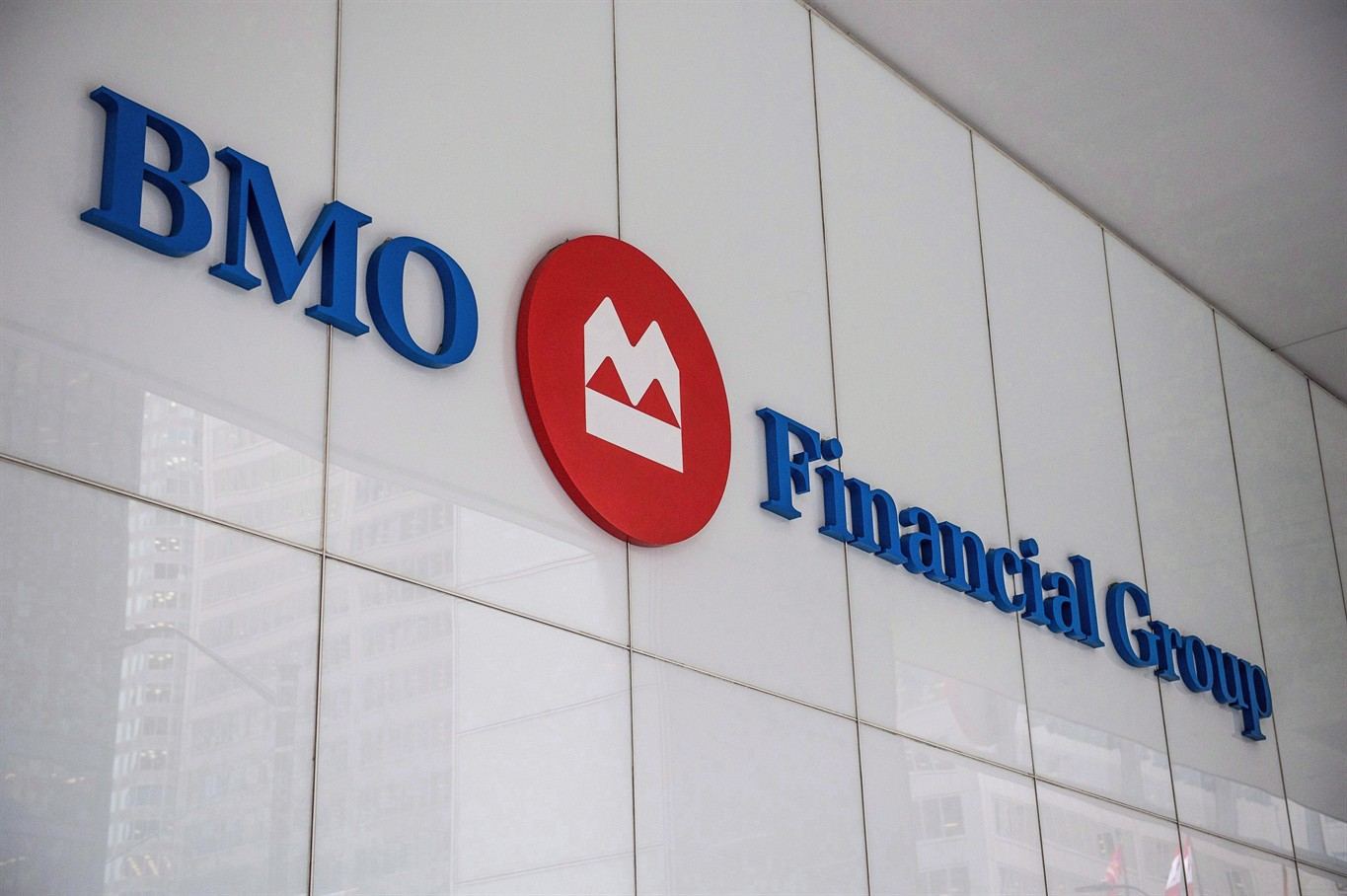 Bank of Montreal hikes dividend despite lower profit