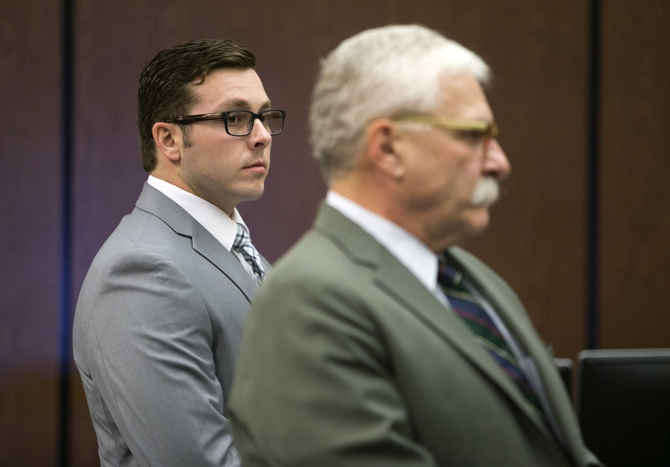 Ex-officer found not guilty of 2nd-degree murder at Ariz. hotel