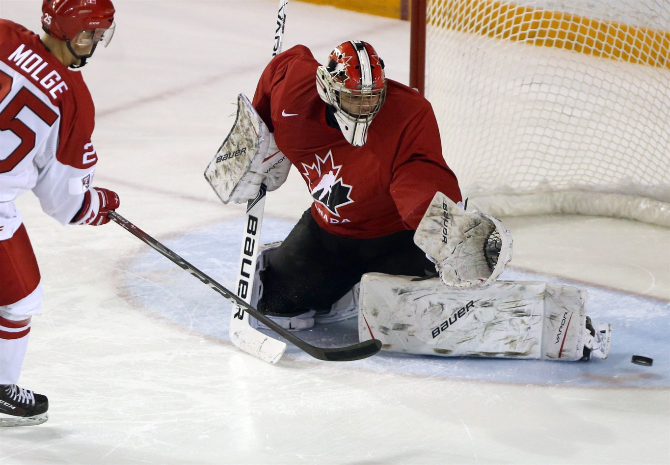 Dipietro Tells Canada To Win World Juniors After Being Cut From Team