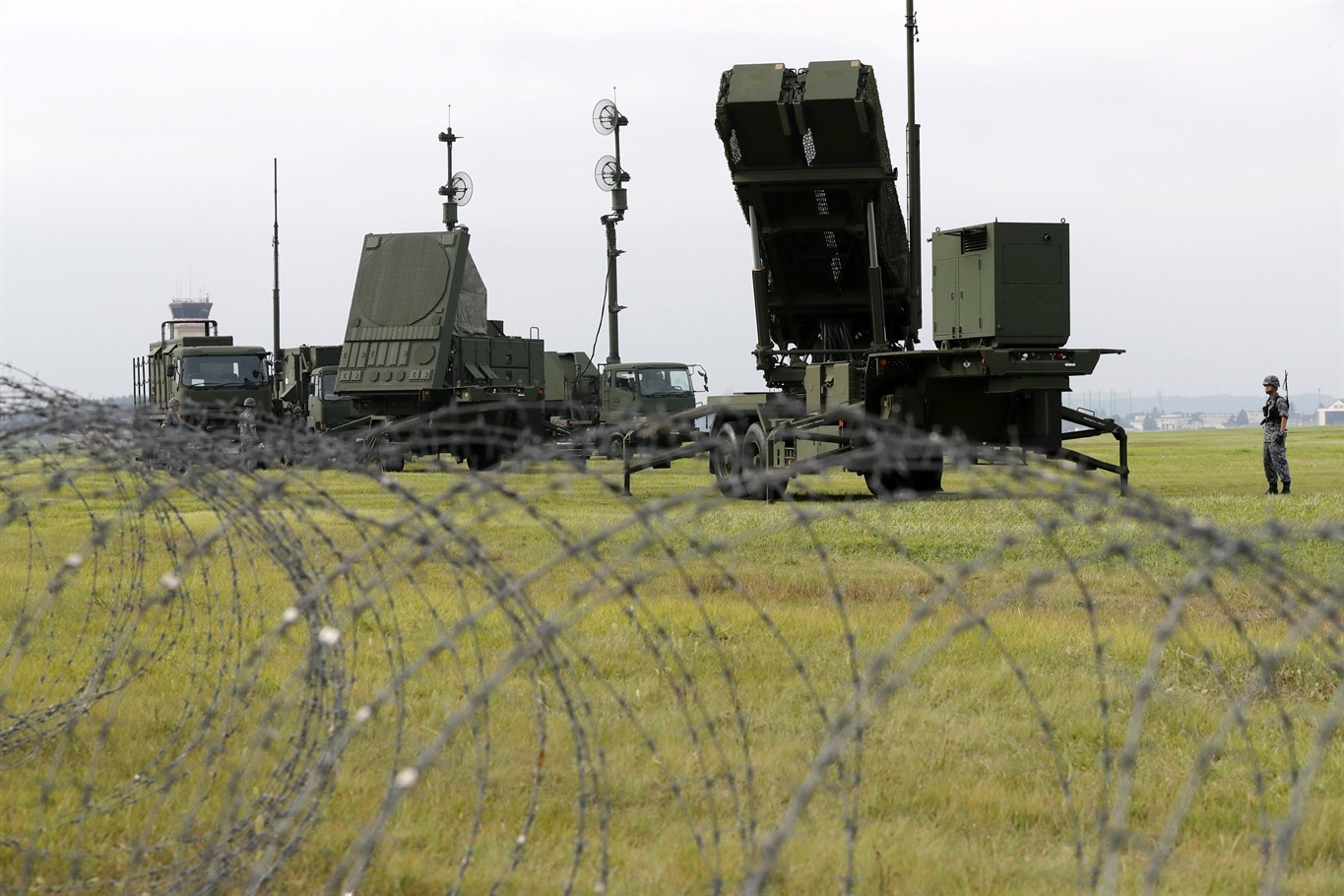 Japan to introduce land-based missile defense systems to bolster capabilities