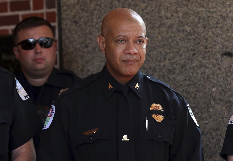 Charlottesville Police Chief Retires