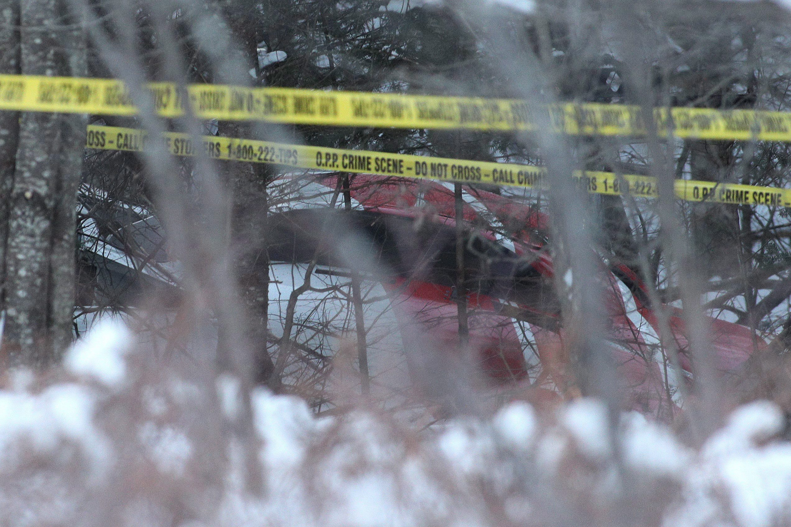 Four dead in helicopter crash in Eastern Ontario municipality of Tweed