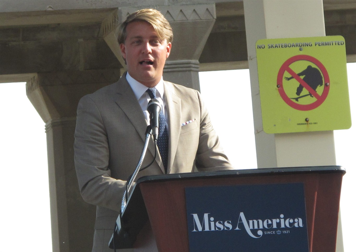 Miss America CEO Sam Haskell Resigns Amid Offensive Email Scandal